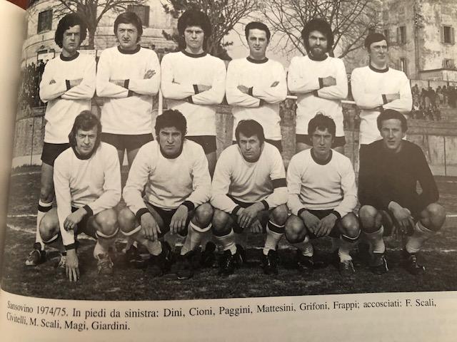 E' morto Carlo Dini, grande capitano della Sansovino anni 70