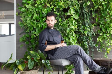 Un orto con più di 100 specie vegetali al Gabbiano 3.0