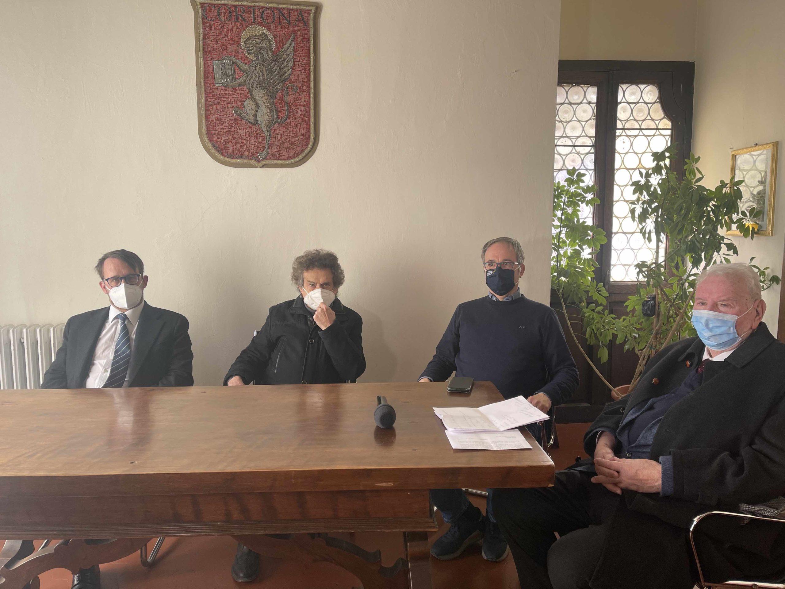 Cortona, incontro per la pianificazione degli eventi culturali con la Fondazione Settembrini