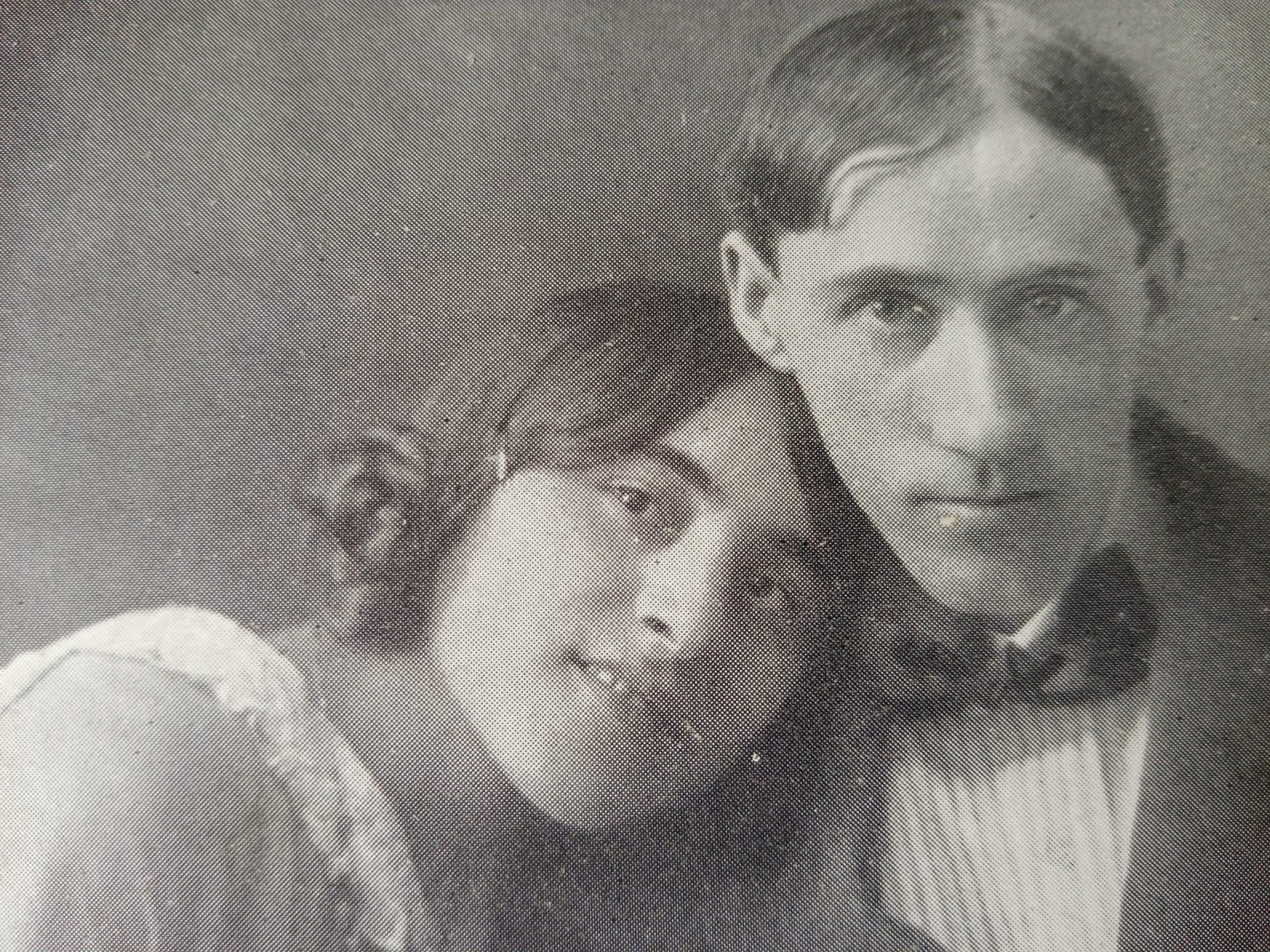 Gino Severini e Jeanne: storia di un grande amore