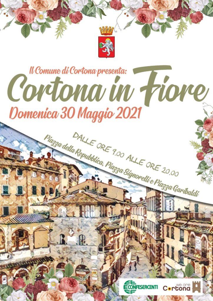 Seconda edizione di «Cortona in fiore» con uno speciale 'contest'