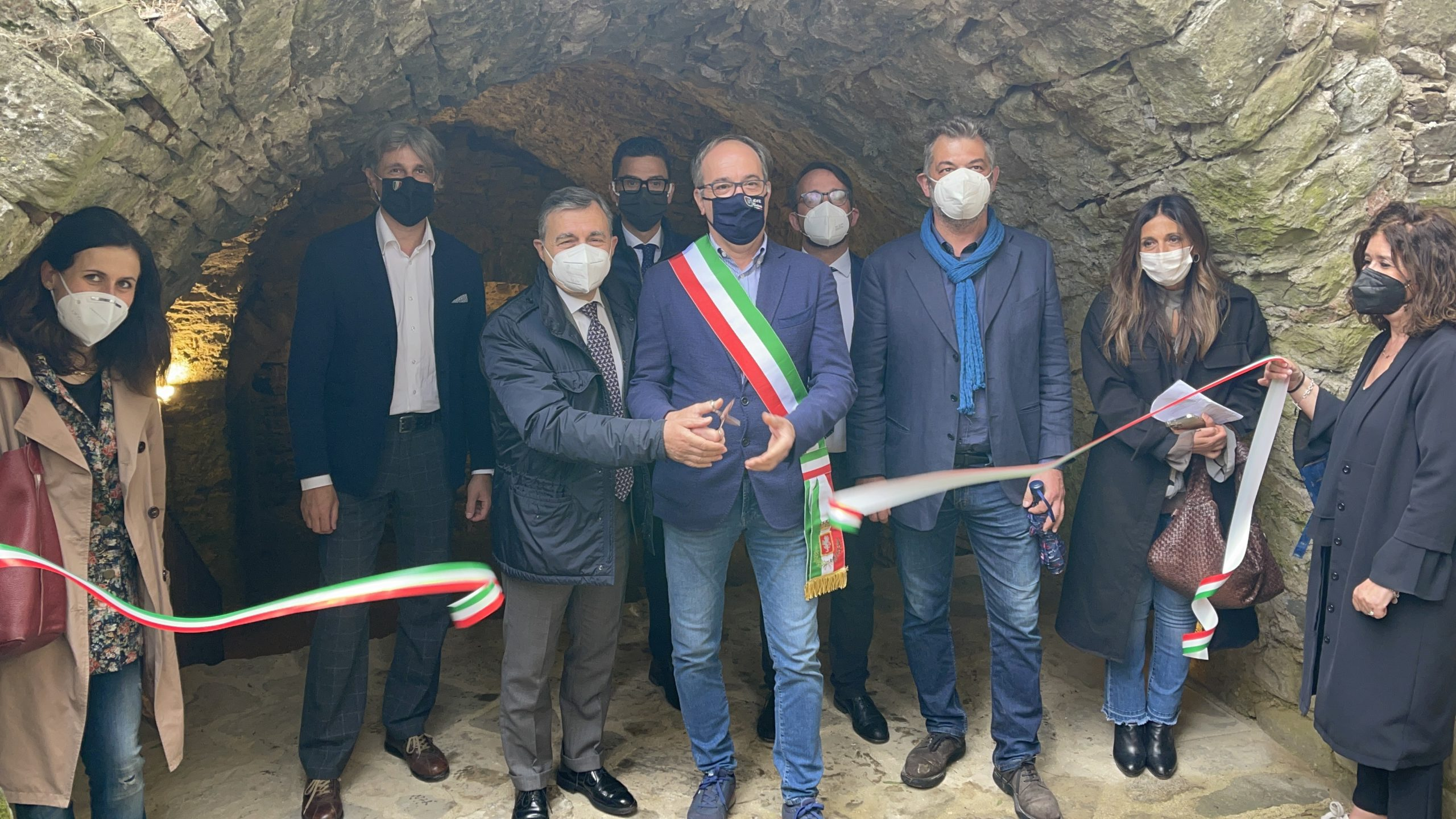 Cortona, nuovi ambienti espositivi alla Fortezza del Girifalco