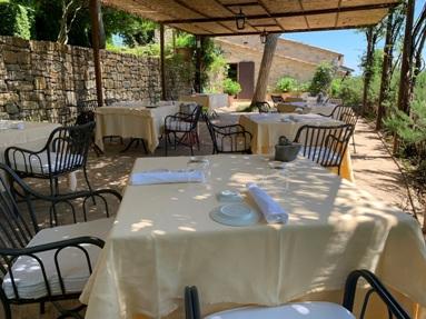 Il ristorante Castello di Fighine riapre la sua porta