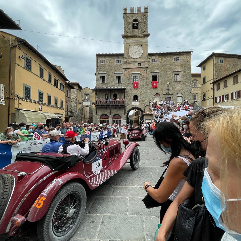 1000 Miglia e Colonna della Libertà, un weekend intenso per la