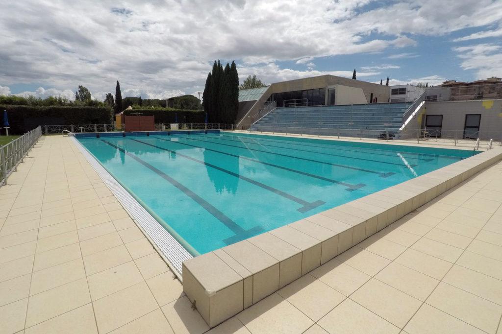 La piscina all'aperto di Foiano riparte dal 12 Giugno