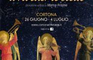 Cortona, torna il Festival di Musica Sacra: apertura con Cristicchi il 26 giugno