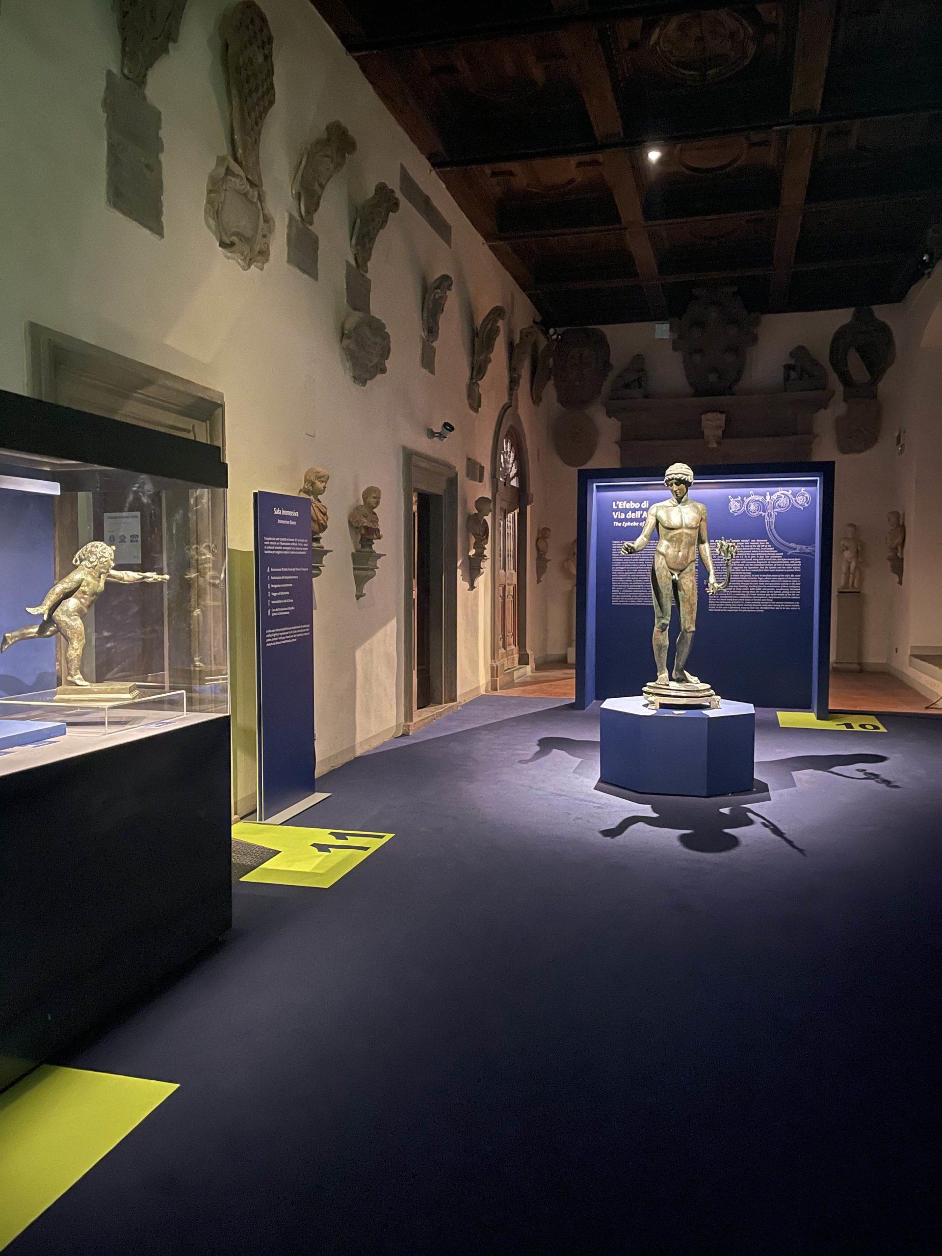 Cortona, inaugurata la mostra