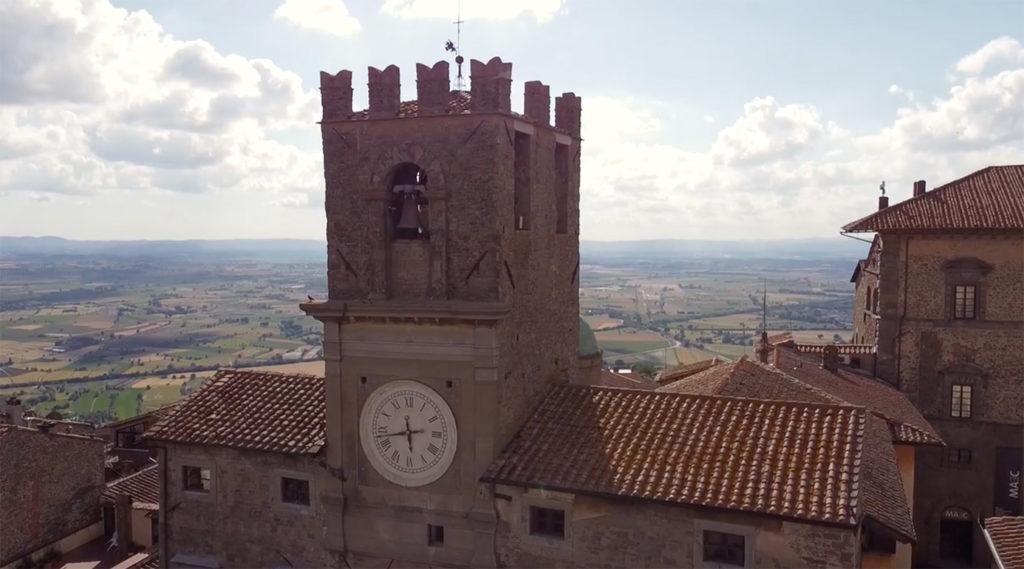 Le campane della torre Comunale