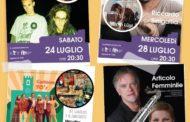 Concerti, cinema, mostre: in arrivo nuovi eventi alla Fortezza del Girifalco