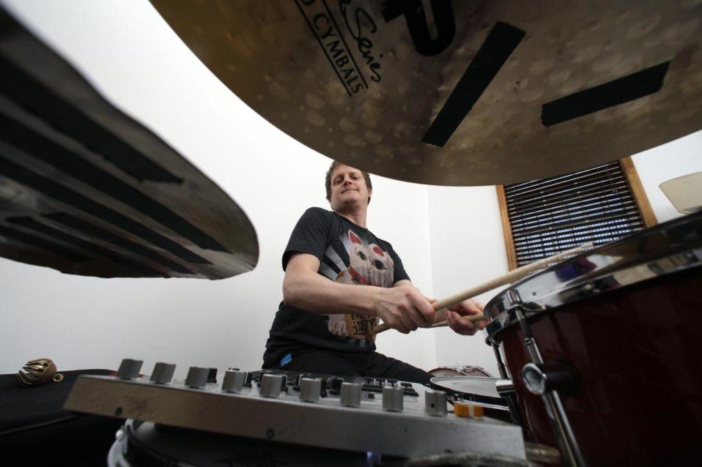 Jim Black al Girifalco per Cortona Jazz