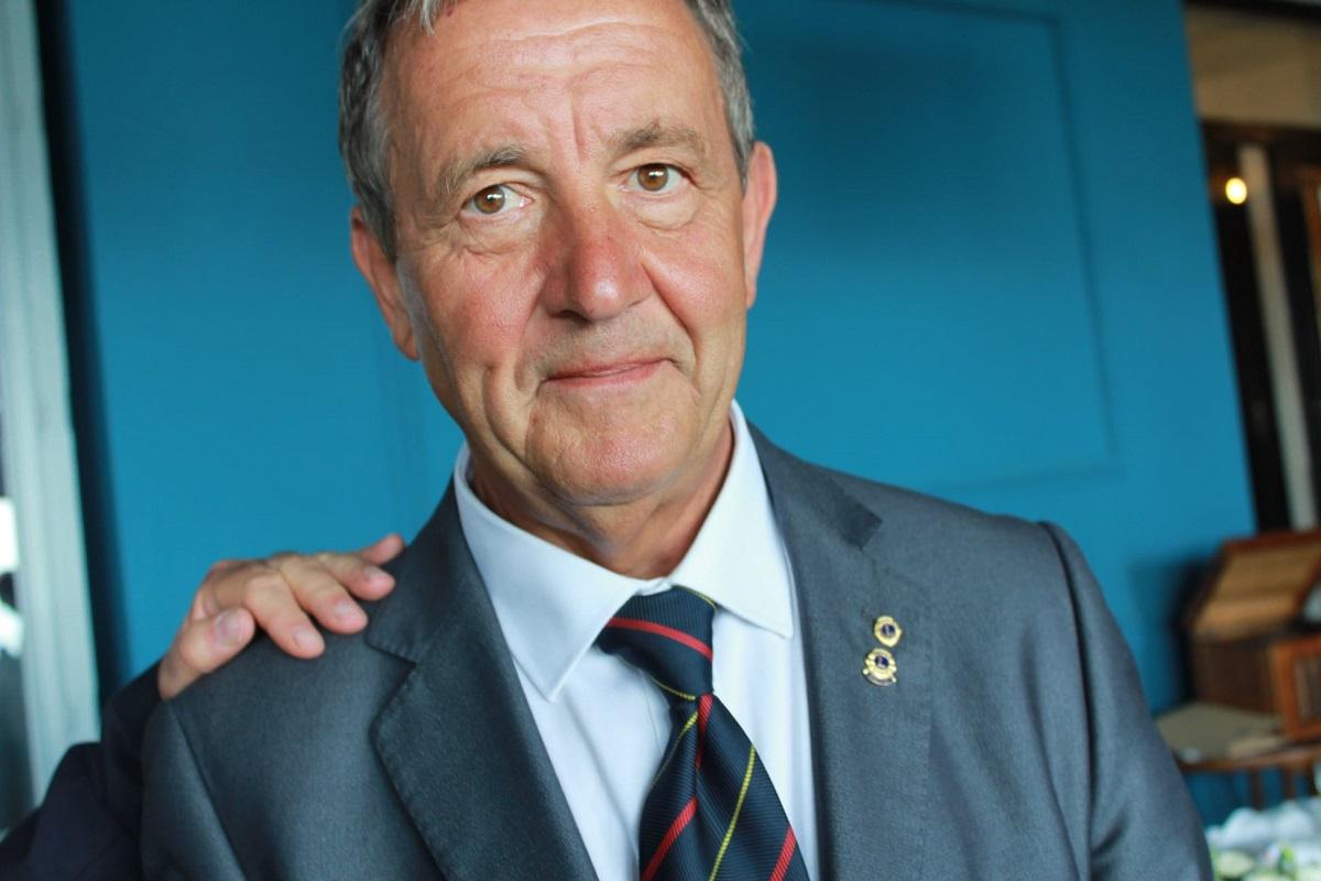 Lions Club Cortona Valdichiana Host: Riccardo Rigutto Presidente