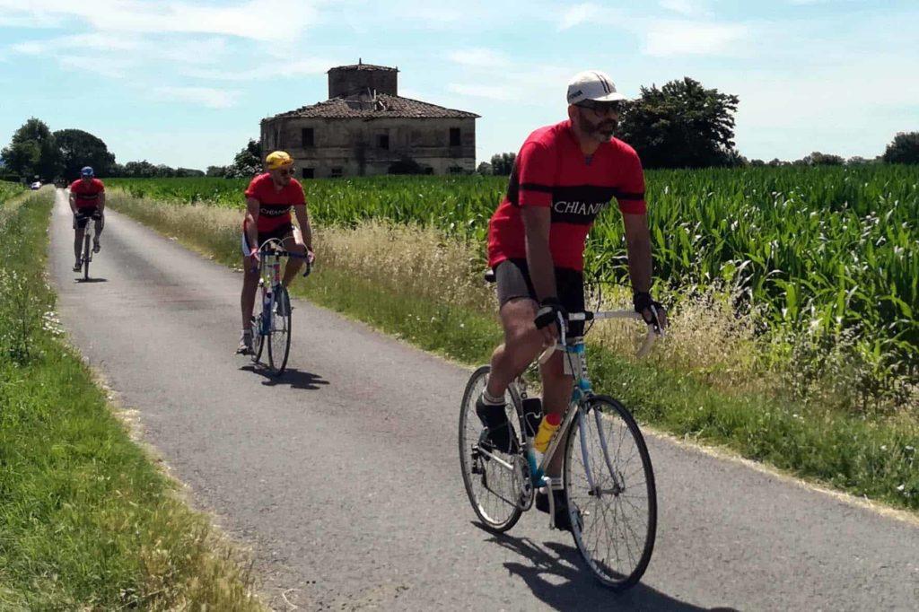 Bici e Turismo: un'occasione da considerare a Cortona e in Valdichiana