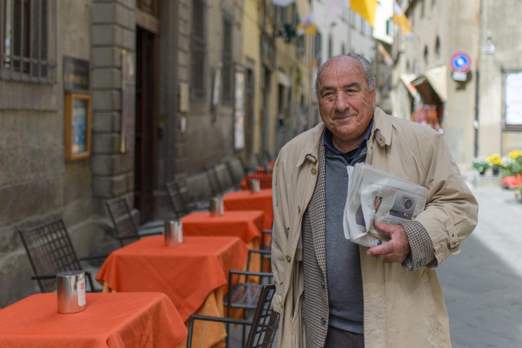 La scomparsa dell'Ing. Gian Carlo Ristori