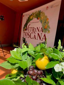 Vetrina Toscana in viaggio con il gusto