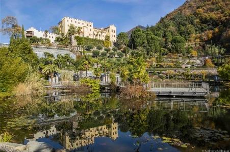 Festeggiano 20 anni i Giardini di Castel Trauttmansdorff