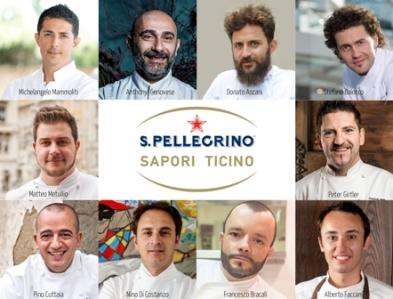 Le Regioni d'Italia a S.Pellegrino Sapori Ticino