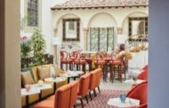 Il bar Il Chiostrino di Villa San Michele di Fiesole a Florence Cocktail Week